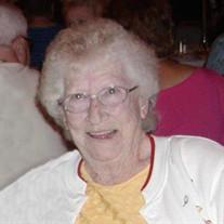 Eleanor Mary Johnson