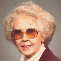 Shirley Mae Campbell