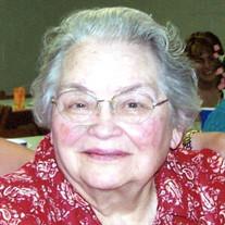 Bernice A. Pebbles