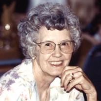 Clara Marie Boyles