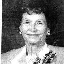 Juanita Lenora Harwood