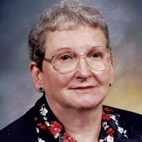 Reba Evalene Ward