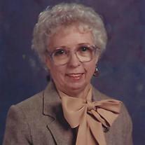 Mary Dorothy White