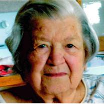 Margaret Helen Spruce