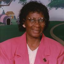 Patsy Luvenia Smith