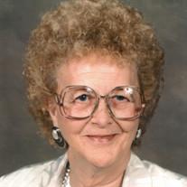 "Bobbie Mae ""Mam"" Kinsler"