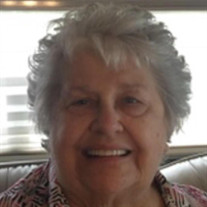 "Geraldine ""Jeri"" Ann Parsons"
