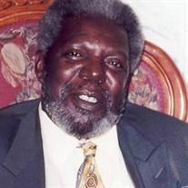 Mr. Willie James Sims