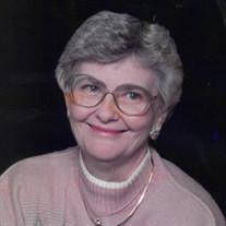 Frances R. Johnson Evans