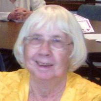 Marjorie Ann Baldwin
