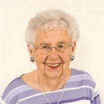 Flora M. Cutler