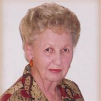Marjorie Esther Thorgersen Off