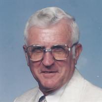 """Donald  Robert """"Dinger"""" Redinger"""