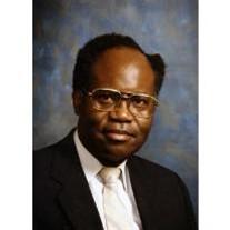 Dr. Ephraim N. Bassey