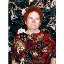 Sara Barnell Daniell