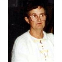 Laura Mae Hester Morris