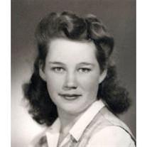 Betty Jean Rudolph