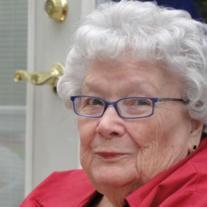 Mrs. Margaret Laura Ebeling