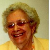Sister Christina Bryce S.S.N.D.