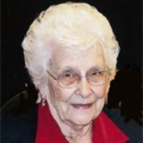 Helen Frances Underhill