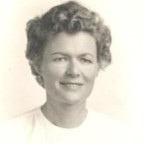 Agnes M. Bendixen