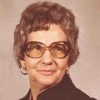 Mrs. Treva Garner