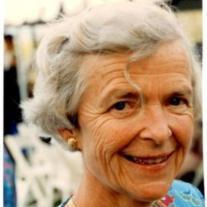 Mrs. Dorothy Ridgely Thomas