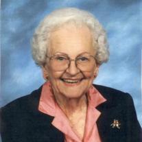 MRS. Annette Cheney Carr