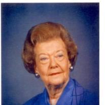 Mrs. Margaret (Maggie) Krause Clark