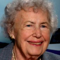 Frances  Benedict