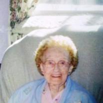 Clara M. Sherman