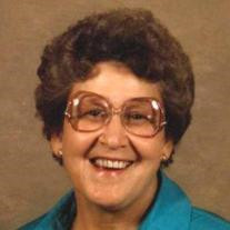 Mrs. Julia Corbett Allen