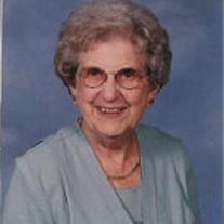Margaret McCoy