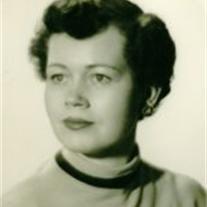 Frances Huffstutler