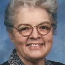 Mrs. Catherine Laverne Ethridge