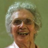 Margaret Wallace Donehoo
