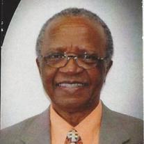 Rev. Nathaniel Nkosi