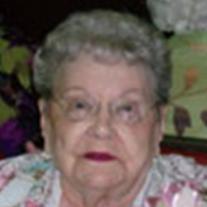 Frances A. Clark Romaine