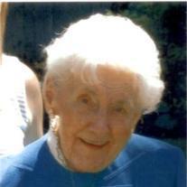 Mrs. Isabel McCullough Flanagan