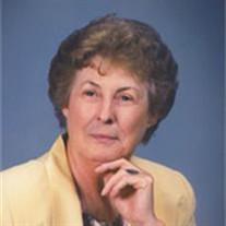 Doris May Burgess