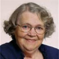 Mary Sylvia Parish