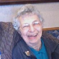 Mrs. Wanda Amanda Parli