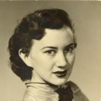 Mrs. Lila Anne Allison