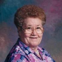 Mrs. Opal Blackburn Pruitt
