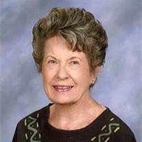 Joan Dudley Alger