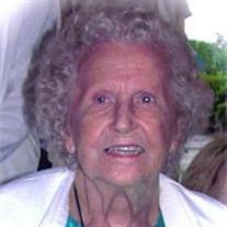 Agnes Tomlin May