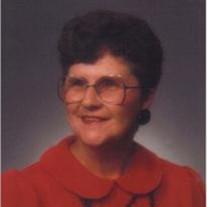 Sadie McConaha Oglesby