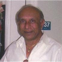 Nanubhai T. Patel