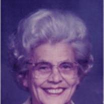 Ann Elizabeth Baker