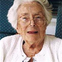 Margaret Cecelia Winks